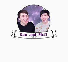 Dan and Phil- Galaxy Unisex T-Shirt