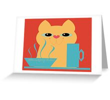 Did I Get Your Place? Greeting Card