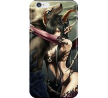 PINTEREST AND ANIMALS iPhone Case/Skin