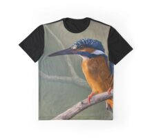 Kingfisher Graphic T-Shirt