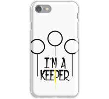 KEEpER iPhone Case/Skin