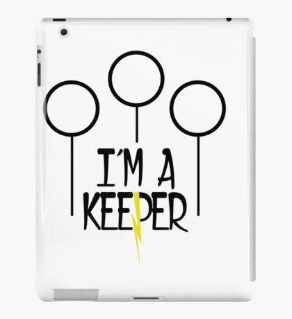 KEEpER iPad Case/Skin