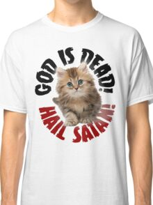 God Is Dead No3 Classic T-Shirt