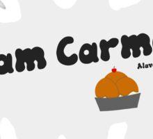 Team Carmel Sticker