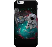 NASA's Basketball Association iPhone Case/Skin