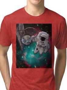 NASA's Basketball Association Tri-blend T-Shirt