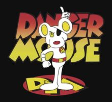 Danger Mouse Baby Tee