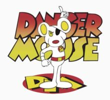Danger Mouse Kids Tee