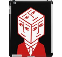 Cube Dude iPad Case/Skin