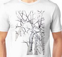 Birches Unisex T-Shirt