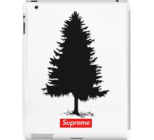 Supreme Tree iPad Case/Skin