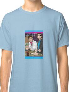Carpenter Jack Burton & Snake Plissken Classic T-Shirt