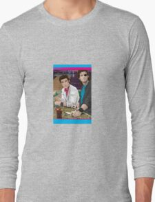 Carpenter Jack Burton & Snake Plissken Long Sleeve T-Shirt