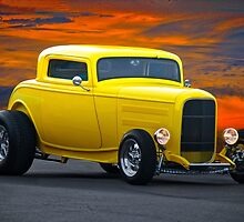 1932 Ford 3 Window Coupe I by DaveKoontz