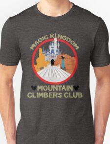 Magic Kingdom Mountain Climbers Club Unisex T-Shirt