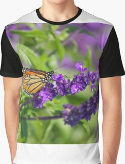 Butterfly 2 Graphic T-Shirt
