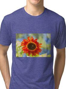 Sunflower 2 Tri-blend T-Shirt