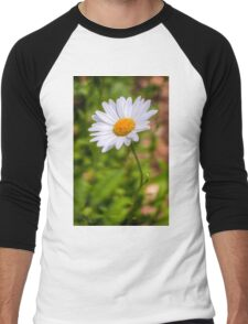 Daisy 2 Men's Baseball ¾ T-Shirt