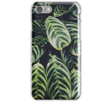 Tropical paradise iPhone Case/Skin
