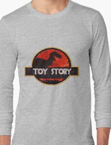 Jurassic Story Long Sleeve T-Shirt