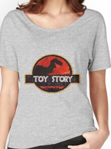 Jurassic Story Women's Relaxed Fit T-Shirt