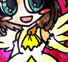 .::Starry Eyed Card Captor Sakura::. Sticker