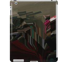 запустелый iPad Case/Skin