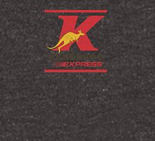 Vintage Kangaroo express logo Unisex T-Shirt