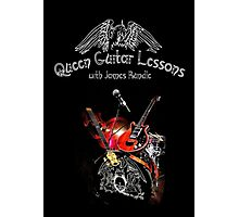 James Rundle - Queen Guitar Teacher  Photographic Print