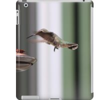 Precious Hummingbird iPad Case/Skin