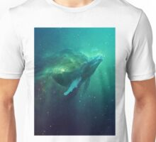 Cosmic Whale Unisex T-Shirt