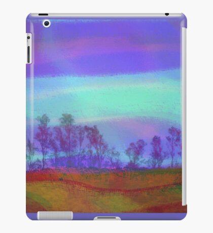 Colorful Landscape iPad Case/Skin