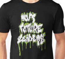 Our Future Leaders Graffiti Green Unisex T-Shirt