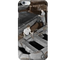 Women Building Zodiacs WWII iPhone Case/Skin