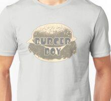 Burger Boy Unisex T-Shirt