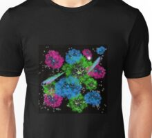 Fur balls in space Unisex T-Shirt