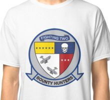 VFA-2 Bounty Hunters Patch Classic T-Shirt