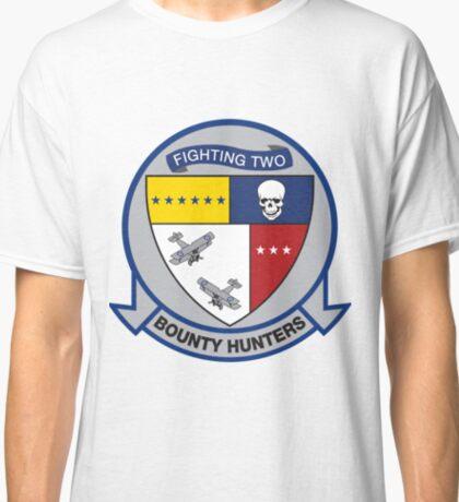 VFA-2 Bounty Hunters Patch Classic T-Shirt