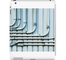 Pipes iPad Case/Skin