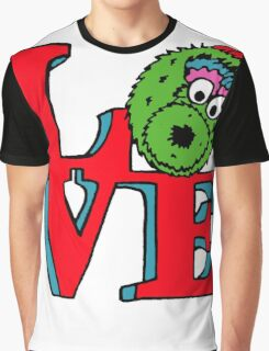 Phanatic LOVE Graphic T-Shirt