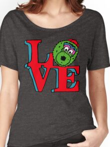 Phanatic LOVE Women's Relaxed Fit T-Shirt