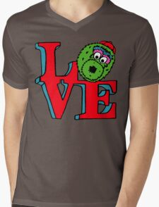 Phanatic LOVE Mens V-Neck T-Shirt
