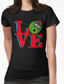 Phanatic LOVE Womens Fitted T-Shirt