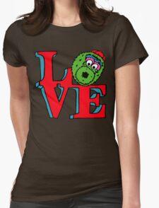 Phanatic LOVE Womens Fitted T-Shirt
