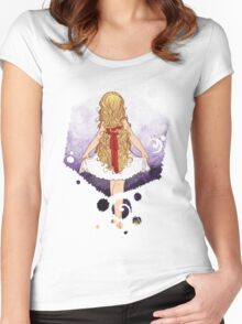 Lucky Women's Fitted Scoop T-Shirt