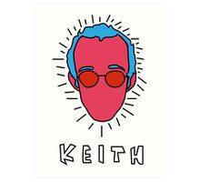 Keith Haring  Art Print