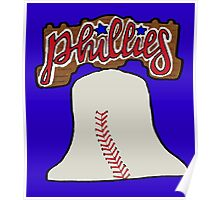 Phillies Bell Poster
