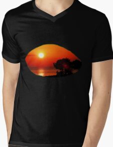 Dawn in the South first series Mens V-Neck T-Shirt