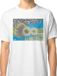 Blue and the Transformation Process Classic T-Shirt