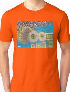 Blue and the Transformation Process Unisex T-Shirt